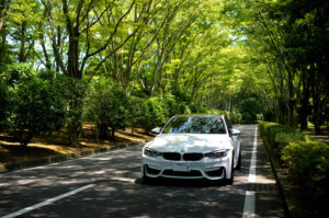 BMW M3 Sedan - PR photos