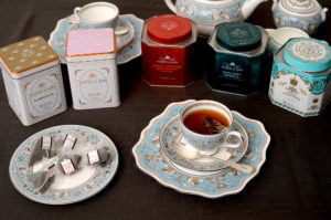 Harney & Sons Presents Teaset