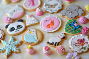 Ecole Sucree - icing cookies