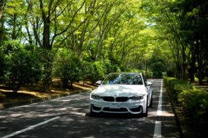 BMW M3 Sedan - PR photos