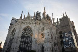Italy Milano PR Theme