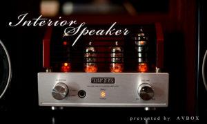 AVBOX Audio Speaker
